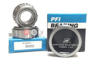 Bearing PFI 30202 15x35x11.75 photo 1