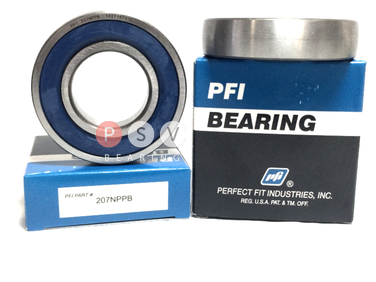 Bearing PFI 207NPPB 35x72x17 photo 1
