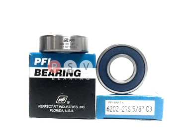 "Bearing PFI 6202-2RS 5/8"" C3 15.87x35x11 photo 1"
