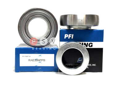 Bearing PFI RAE35NPPB 35x72x38.9 photo 1