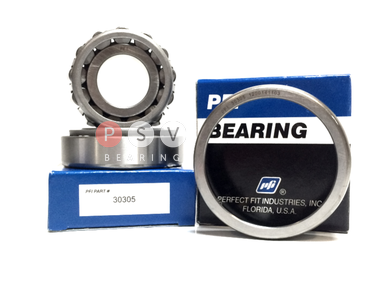 Bearing PFI 30305 25x62x18.25 photo 1