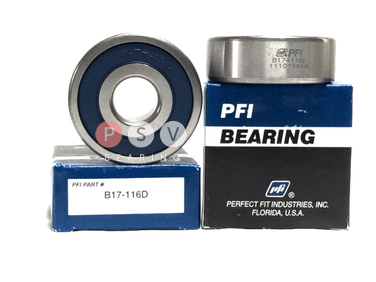 Bearing PFI B17-116D 17x52x18 photo 1