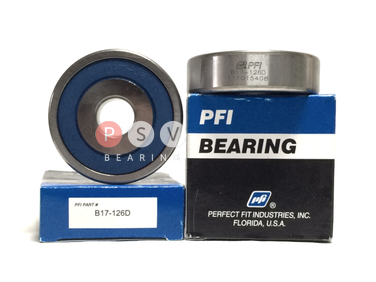 Bearing PFI B17-126D 17x62x17.6 photo 1