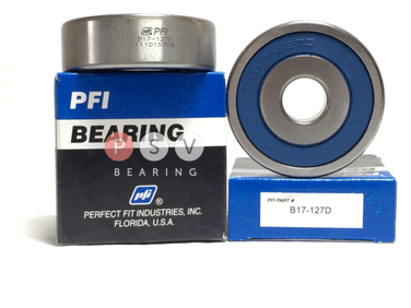 Bearing PFI B17-127D 17x62x20 photo 1