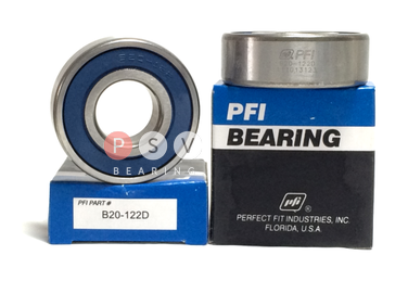 Bearing PFI B20-122D 20x47x16 photo 1
