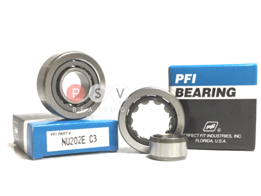 Bearing PFI NU202E C3 15x35x11 photo 1