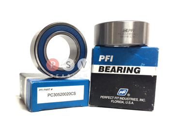 Bearing PFI PC30520020CS 30x52x20 photo 1