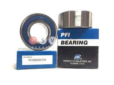 Bearing PFI PC30620027CS 30x62x26.99 photo 1