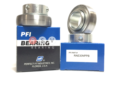 Bearing PFI RAE30NPPB 30x62x35.7 photo 1