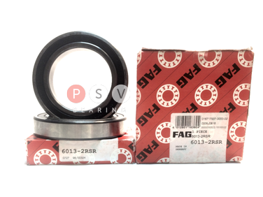 Bearing FAG 6013 2RS 65x100x18 photo 1