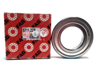 Bearing FAG 6211 ZZ 55x100x21 photo 1