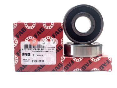 Bearing FAG 6304 2RS 20x52x15 photo 1