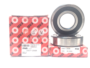 Bearing FAG 6307 2RS 35x80x21 photo 1