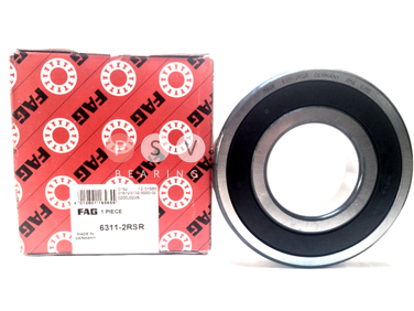 Bearing FAG 6311 2RS 55x120x29 photo 1