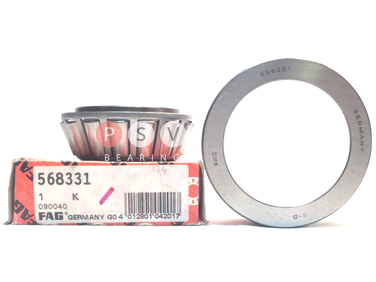 Bearing FAG 568331 31.75x76.2x25.4 photo 1