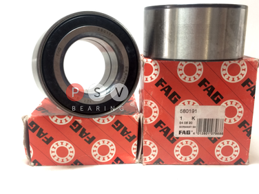 Bearing FAG 580191 45x85x41 photo 1